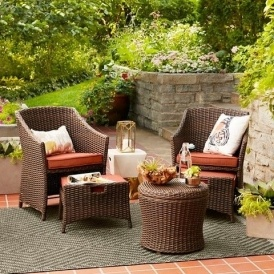 5 Pc Patio Set Only $323.99 @ Target