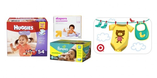 $25 Gift Card with $100 Baby Purchase @ Target