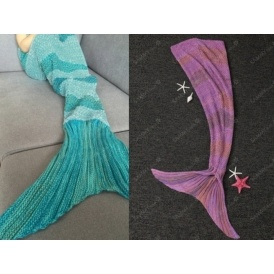 Mermaid Tail Blankets from Just $4.20