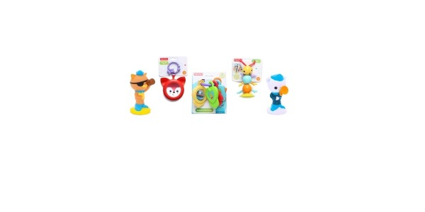 Fisher-Price Toys from $2 @ Hollar