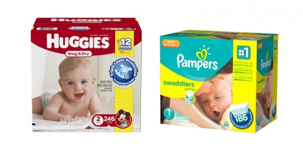 Free $15 Gift Card With Pampers or Huggies Purchase @ Toys R Us