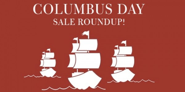 Columbus Day Sale Round Up: All the Best Deals to Score
