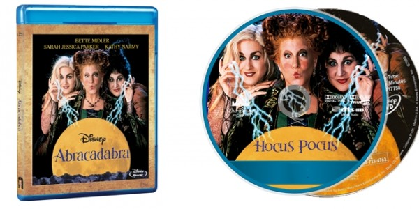Hocus Pocus DVD $5 @ Best Buy