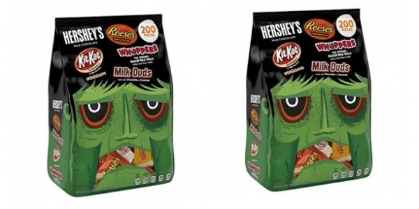 200-Count Hershey's Snack Size Halloween Candy Assortment $14 @ Amazon