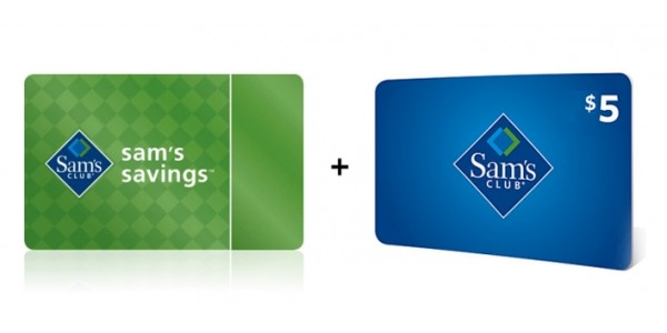 Sam's Club Membership Plus Freebies Just $25 @ Groupon