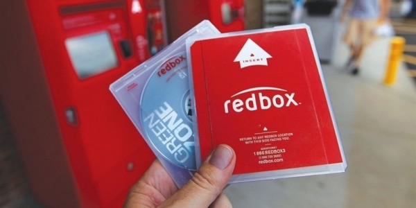 $1 Off DVD, Blu-ray or Game Rental @ Redbox