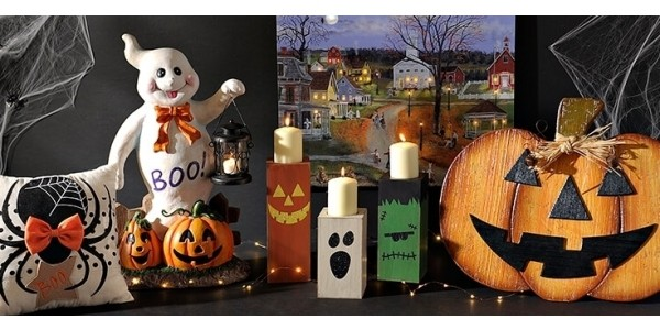 Score Halloween Decor 50% Off @ Kirkland's