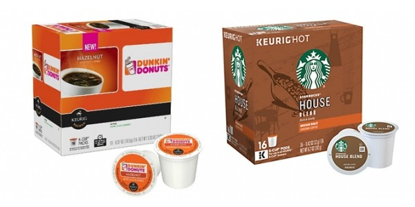 K-Cup Pod Packs $9 @ Office Depot