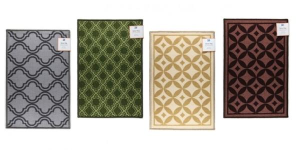 Bathroom, Kitchen & Decorative Rugs just $5 @ Hollar