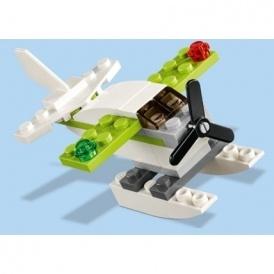 Free LEGO Seaplane Model Build @ Lego
