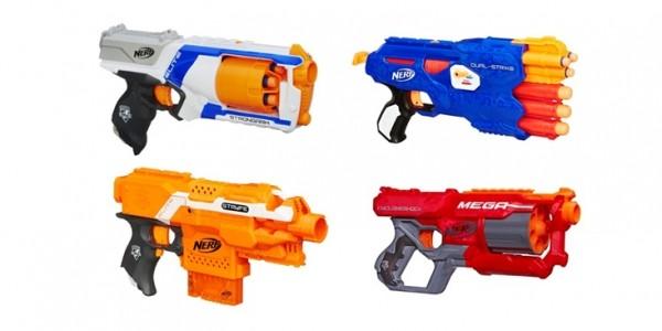 Nerf N-Strike Elite Blasters Starting at Just $8 @ Target