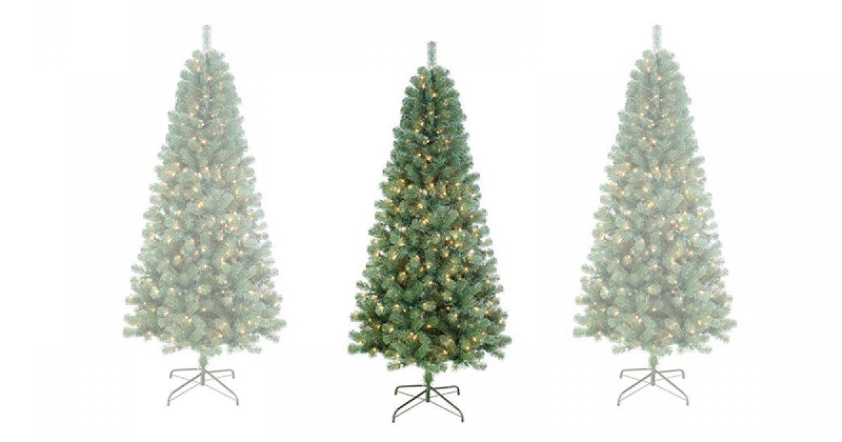 7' Artificial Christmas Tree $60 @ Kohl's