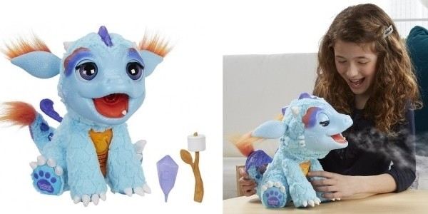 Where To Buy FurReal Friends Torch My Blazin' Dragon In The US Christmas 2016