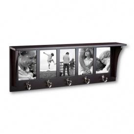 Entryway Shelf w/ Photo Openings $17.98