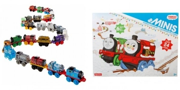 Where To Buy Thomas & Friends MINIS Advent Calendar In The US 2016