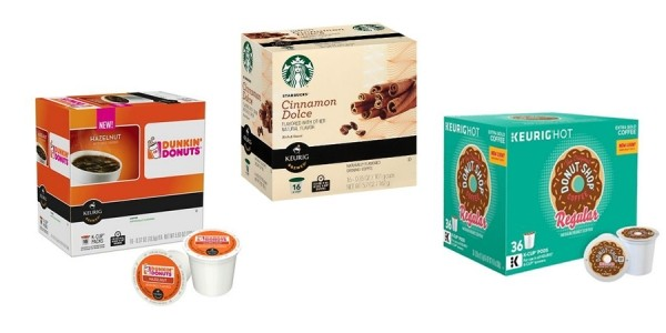 Buy One, Get One Half Off on Keurig K-Cups @ Target
