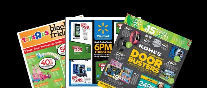 Download the Top 2016 Black Friday Ad Scans