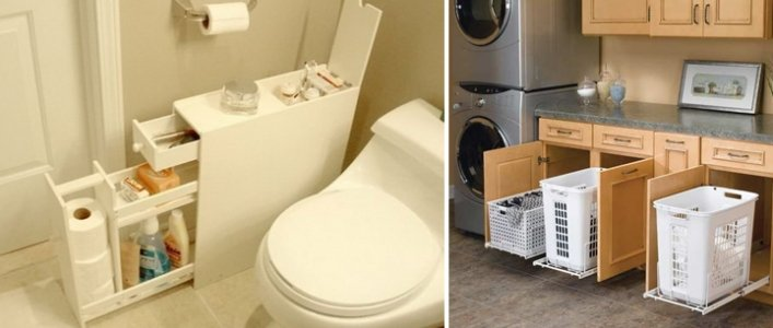 21 Storage Ideas For Your Home