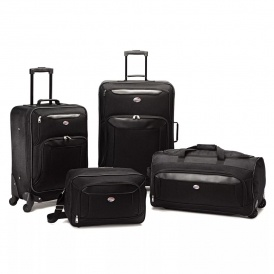 4 Piece Luggage Set $75 @ Samsonite
