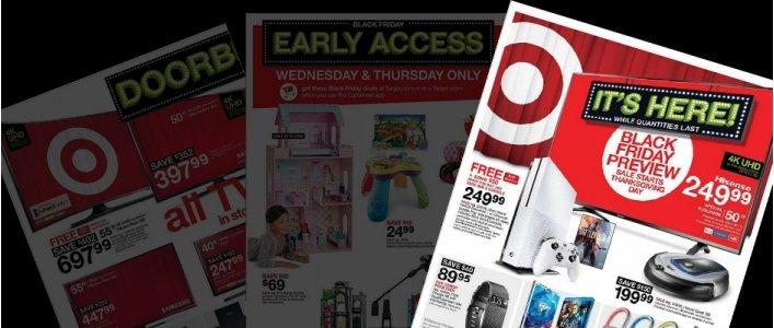 Target Black Friday Deals 2016