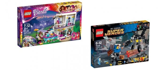 Black Friday Lego Deals @ Target
