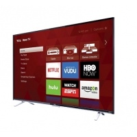 "55"" TCL 4k Ultra HD Roku Smart HDTV $339"