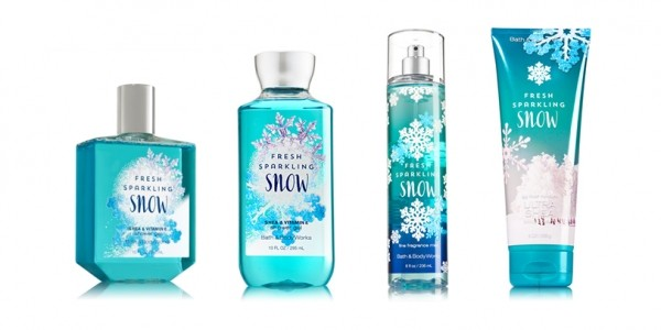 Signature Body Care 6 for $26 @ Bath & Body Works