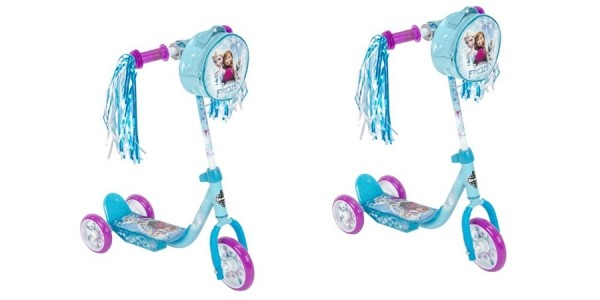 Huffy Girls' Frozen 3-Wheel Scooter Just $15 @ Academy Sports