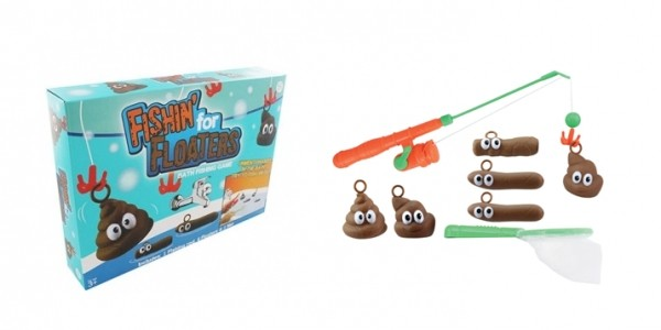 Fishin For Floaters Game $9 (With Code) @ Calendars