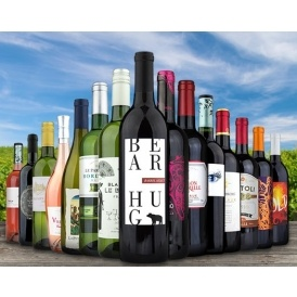 15 Bottles of Premium Wine $75 @ Groupon