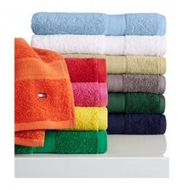 Tommy Hilfiger Bath Towels $5 @ Macy's