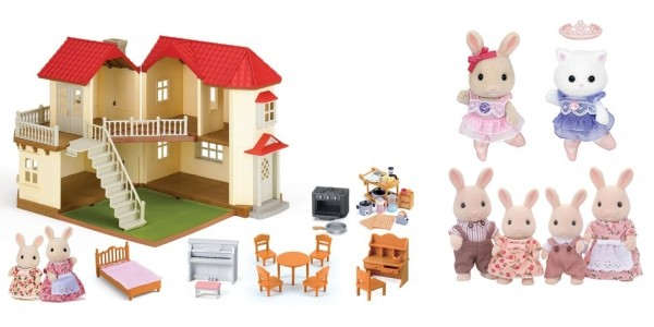 Buy 1 Get 1 40% Off Calico Critters @ Toys R Us