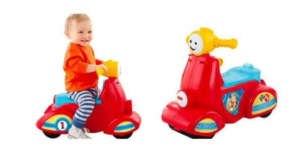 Fisher Price Laugh & Learn Scooter Just $12.48 @ Target