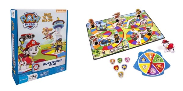 Paw Patrol Adventure Board Game $2.60 @ Walmart