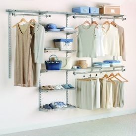 Rubbermaid Custom Closet $76 @ Amazon