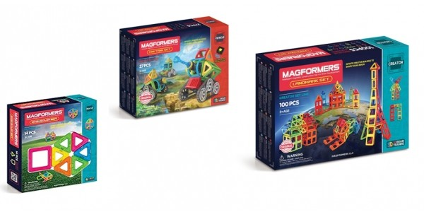 Magformers Sets On Sale From Just $12 @ Amazon