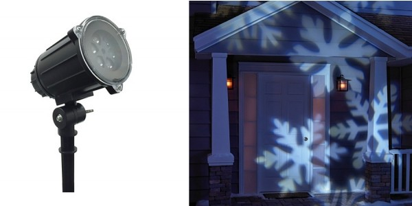 Philips LED Snowflakes Projector $13.99 @ Target