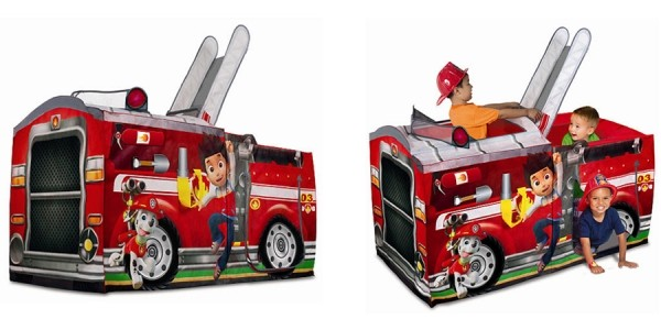 Paw Patrol Marshall Fire Truck Tent $28 @ Amazon
