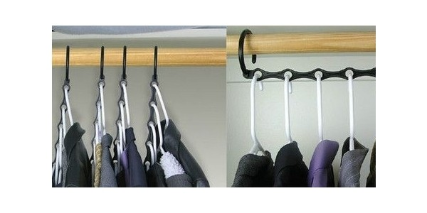 Set of 10 Magic Hangers just $4.96 @ Walmart