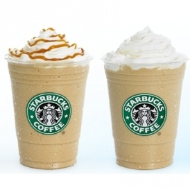 25% off Starbucks Frappuccinos @ Target