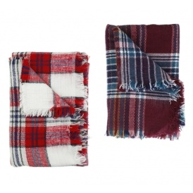 Berlin Blanket Scarves $13 @ Cents of Style