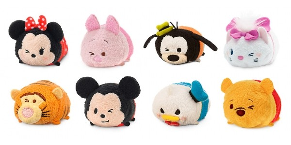 Buy One, Get One Tsum Tsums @ Disney Store
