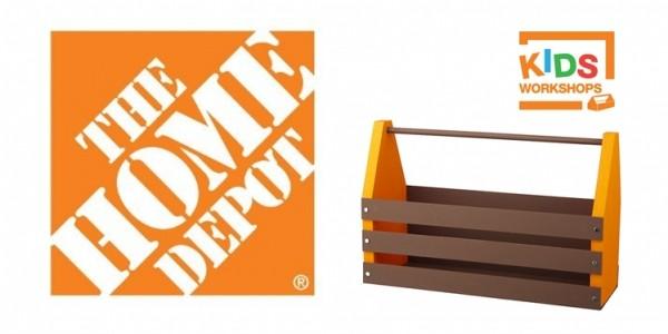 Registration Open For January Workshop @ Home Depot