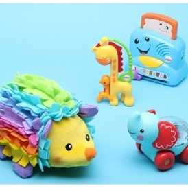 Fisher Price Toys Just $2 @ Hollar