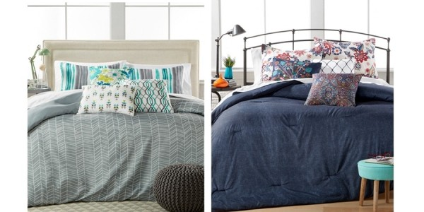 8 Piece Bed-In-A-Bag Sets $40 @ Macy's