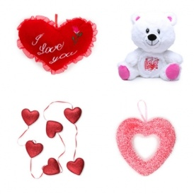 Valentine's Day Gifts From $1 @ Hollar