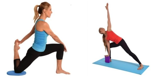 Calm Yoga Pad or Set of 2 Yoga Blocks $5 Each @ Walmart