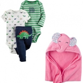 Extra 30% off Baby Items + more @ Kohl's