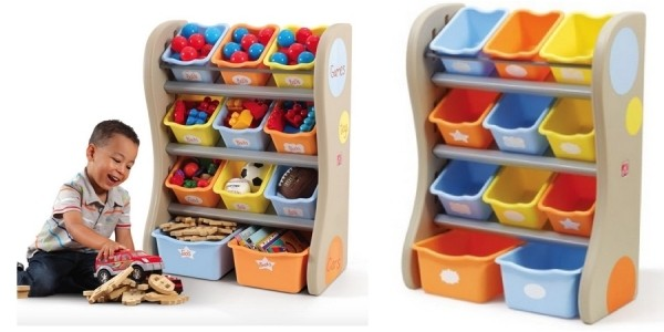 Step2 Fun Time Room Organizers $35 Each w/ 4 Stacking Offers @ Kohl's