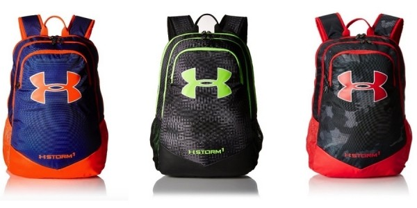 Under Armour Storm Scrimmage Backpack $20 @ Amazon
